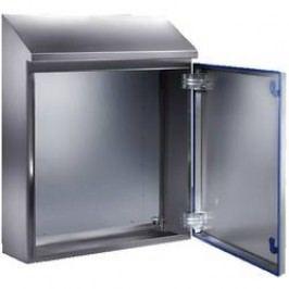 Skříňový rozvaděč Rittal HD 1317.600, 810 x 1421 x 300 mm, nerezová ocel, nerezová ocel, 1 ks