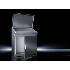 Ovládací pult Rittal AP 2684.600, 800 x 960 mm, nerezová ocel, 1 ks