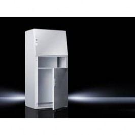 Ovládací pult Rittal TP 2694.500, 600 x 1300 mm, ocelový plech, světle šedá, 1 ks