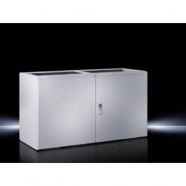 Spodní díl krabice na ovládací pulty Rittal TP 6707.500, 1600 x 675 x 500 mm, ocelový plech, světle šedá , 1 ks