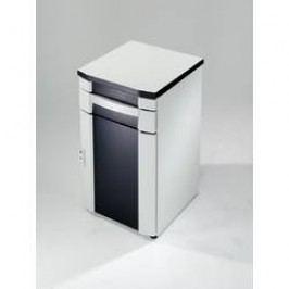 Skříňový rozvaděč Rittal IW 6901.100, 600 x 1000 x 600 mm, ocelový plech, světle šedá , 1 ks