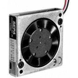 Axiální ventilátor SEPA HYB35C05A 113531019, 5 V/DC, 27 dB, (d x š x v) 35 x 35 x 7.5 mm