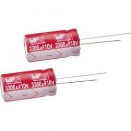 Elektrolytický kondenzátor Würth Elektronik WCAP-ATG5 860020273008, radiální, 180 µF, 10 V, 20 %, 1 ks
