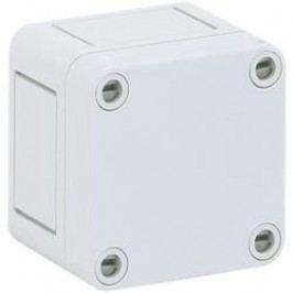 Instalační krabička Spelsberg TK PS 77-6, (d x š x v) 65 x 65 x 57 mm, šedá, 1 ks