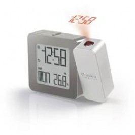 DCF projekční hodiny Oregon Scientific RM338P RM338P, šedá, stříbrná