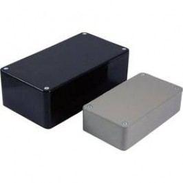 Univerzální pouzdro Axxatronic BIM2004/24-BLK/BLK BIM2004/24-BLK/BLK, 120 x 65 x 60 , ABS, černá, 1 ks
