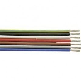 Lanko/ licna Faber Kabel SiF, 1 x 0.75 mm², vnější Ø 2.40 mm, černá, 100 m