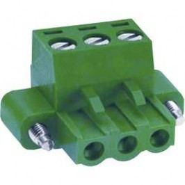 Zásuvkový konektor na kabel DECA MC101-50007 1313918, 45.00 mm, pólů 7, rozteč 5 mm, 1 ks