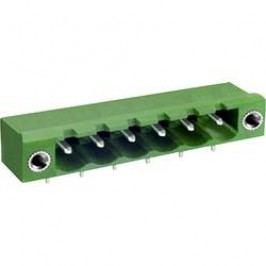Konektor do DPS DECA 1313961, Počet pólů 4, rastr (rozteč): 5.08 mm, 1 ks