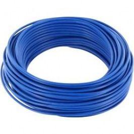 Lanko/ licna BELI-BECO 1 x 0.14 mm², vnější Ø 2.70 mm, modrá, 10 m