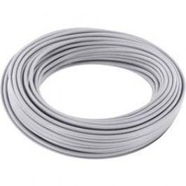 Lanko/ licna BELI-BECO 1 x 0.14 mm², vnější Ø 2.70 mm, šedá, 10 m