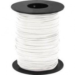 Lanko/ licna BELI-BECO 1 x 0.14 mm², vnější Ø 2.70 mm, bílá, 100 m