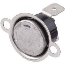 Bimetalový spínač, 10 A, 250 V, 75/65 °C