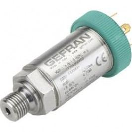 Senzor tlaku Gefran TK-E-1-Z-B25D-M-V, 0 bar až 250 bar, připojení M12, 4pólové