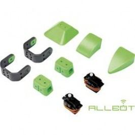 Stavebnice robota Velleman ALLBOT®-Option Bein mit 2 Servos VR012, hotový modul