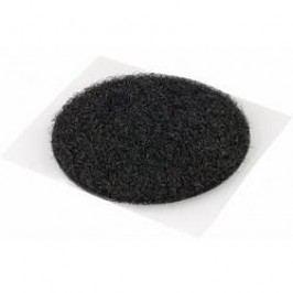 Suchý zip Fastech, Ø 45 mm, černá