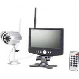 Sada bezpečnostní kamery Renkforce 37370A1, 4kanálová, Max. dosah 200 m