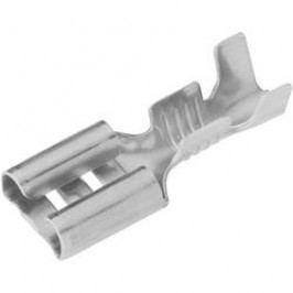 Faston zásuvka Vogt Verbindungstechnik 3760a.67, 2.8 mm x 0.5 mm, kov, 1 ks
