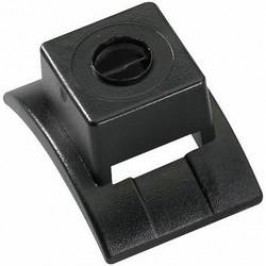 Příchytka pro vedení kabelů LKC-N66-BK-C1, černá