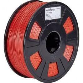 Vlákno pro 3D tiskárny Renkforce 01.04.12.1104, ABS plast, 1.75 mm, 1 kg, červená