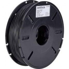Vlákno pro 3D tiskárny Renkforce 01.04.04.5103, 1.75 mm, 500 g, černá
