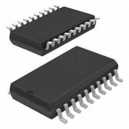 Logický IO - klopný obvod nexperia 74HCT574D,653, standardní, Tri-State, neinvertující, SOIC-20
