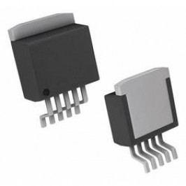 Napěťový regulátor- lineární Infineon Technologies TLE42764GV, PG-TO263-5 , pozitivní, nastavitelný, 400 mA