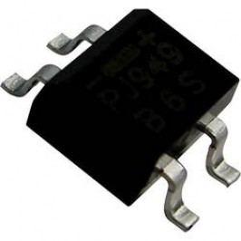 Můstkový usměrňovač PanJit TB6S 1 A U(RRM) 600 V