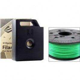 Vlákno pro 3D tiskárny XYZprinting RF10XXEZWK, ABS plast, 1.75 mm, 600 g, lahvově zelená