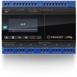 PLC řídicí modul Crouzet EM4 local 88981103 24 V/DC