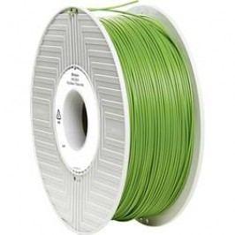 Vlákno pro 3D tiskárny Verbatim 55271, PLA plast, 1.75 mm, 1 kg, zelená
