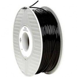 Vlákno pro 3D tiskárny Verbatim 55018, ABS plast, 2.85 mm, 1 kg, černá