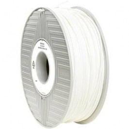 Vlákno pro 3D tiskárny Verbatim 55017, ABS plast, 2.85 mm, 1 kg, bílá