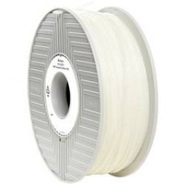 Vlákno pro 3D tiskárny Verbatim 55019, ABS plast, 2.85 mm, 1 kg, transparentní