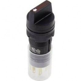 Otočný spínač DECA ADP16C4-AA1-1AGR, 250 V/AC, 5 A, pozice 2, 1 x 90 °, IP40, 1 ks