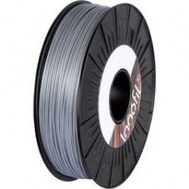 Vlákno pro 3D tiskárny Innofil 3D ABS-0121B075, ABS plast, 2.85 mm, 750 g, stříbrná