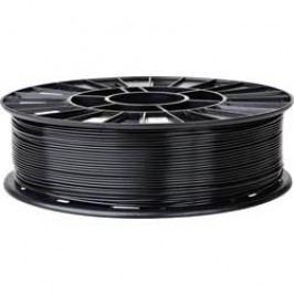 Vlákno pro 3D tiskárny REC REC ABS BLACK, ABS plast, 1.75 mm, 750 g, černá