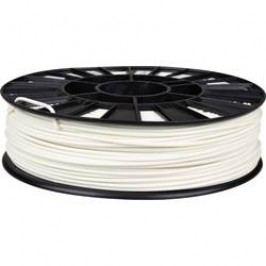 Vlákno pro 3D tiskárny REC REC ABS WHITE, ABS plast, 2.85 mm, 750 g, bílá