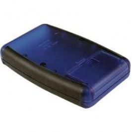 Plastová krabička Hammond Electronics 1553DGYBAT, 147 x 89 x 25 mm, ABS, světle šedá , 1 ks
