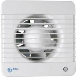 Vestavný ventilátor Wallair ML 100, 27514, 230 V, 98 m3/h, 16 cm