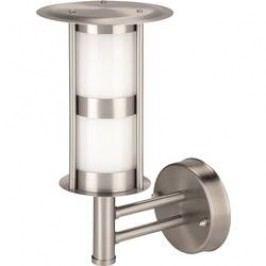 Venkovní nástěnné svítidlo Iveta 7870C2A, E27, stříbrná