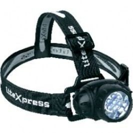 LED čelovka Liberty 102 LiteXpress, LX202701, černá