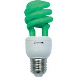Úsporná žárovka trubková Megaman Economy Color E27, 11W, zelená