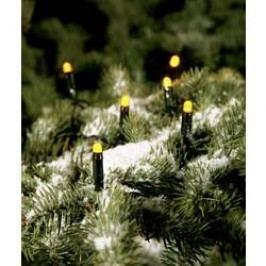 Vánoční venkovní řetěz s 200 žlutými LED
