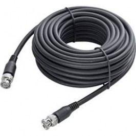 BNC prodlužovací kabel Sygonix 43172A, BNC ⇔ BNC, 75 Ω, 0.5 m