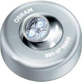 Přenosné svítidlo Osram DOT-it Vario, 4,5 V, stříbrná