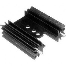 Lisovaný chladič TRU COMPONENTS TC-V7477W-203, 14 K/W, (d x š x v) 25.4 x 35 x 12.7 mm