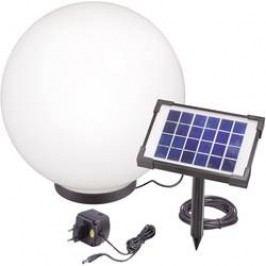 Solární svítící koule Esotec Mega 40 cm, IP 44