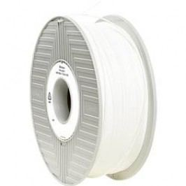 Vlákno pro 3D tiskárny Verbatim 55011, ABS plast, 1.75 mm, 1 kg, bílá