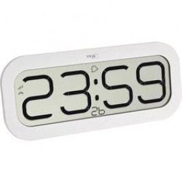 DCF nástěnné hodiny TFA BimBam 60.4514.02, bílá
